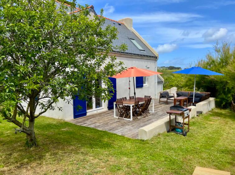 Airbnb à Belle-Île 12