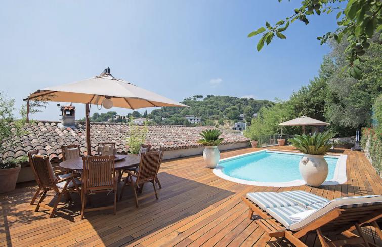 Airbnb au Cannet 3
