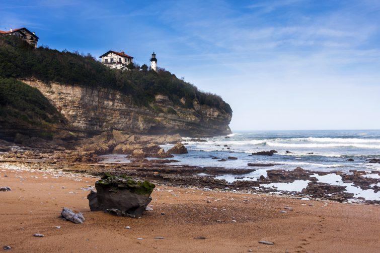 Visiter le Pays basque français : Anglet