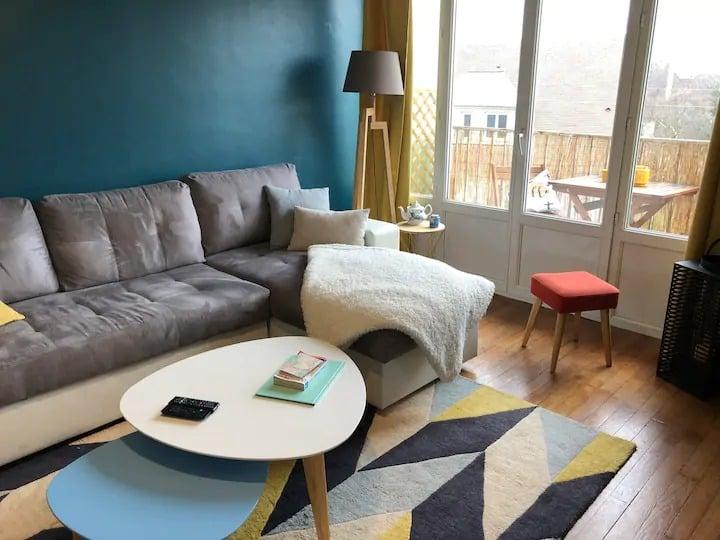 Appartement Centre ville de Caen