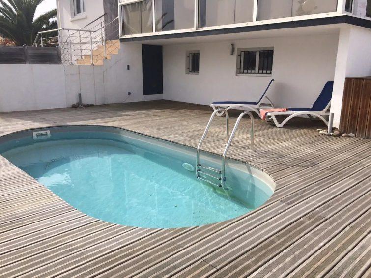 Appt 50m2 grande terrasse piscine 7mn merBiarritz