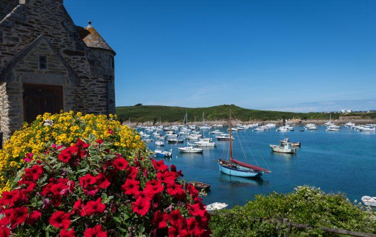 Visiter au Finistère : Baie de Douarnenez