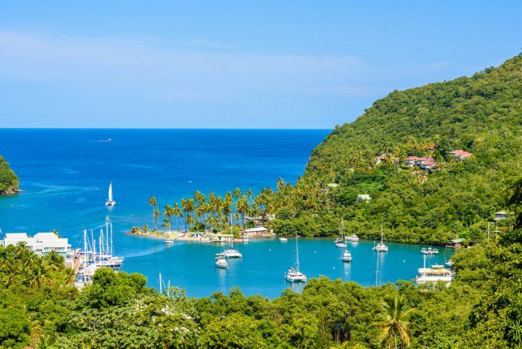 Visiter l'Île des Saintes et la Baie de Marigot