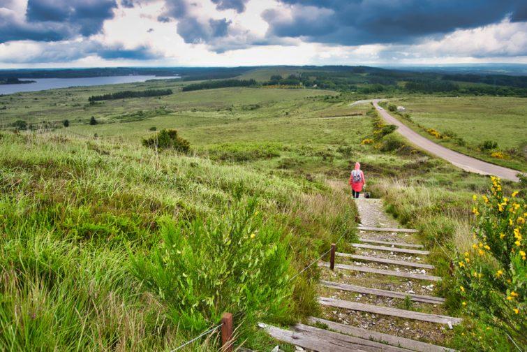 Visiter le Parc Naturel Régional d'Armorique : Balade sur les monts d'Arrée