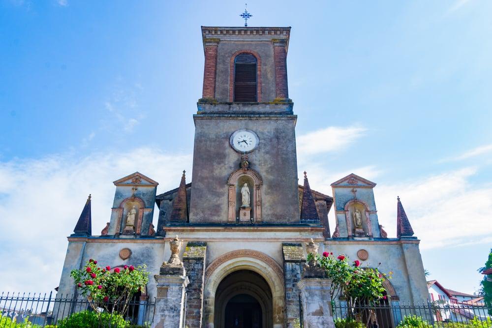 Plus beaux villages du Pays basque français : La Bastide-Clairence