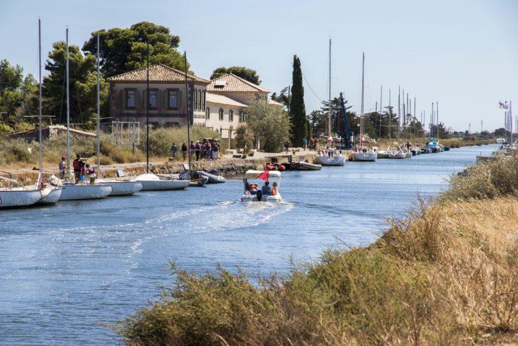 Location de bateau à Marseillan : Bateau à Marseillan 5