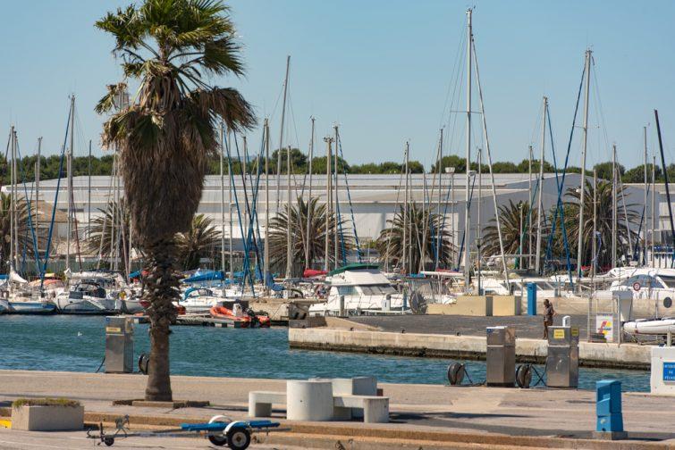 Location de bateau à Canet-en-Roussillon : Bateau à Canet-en-Roussillon 1