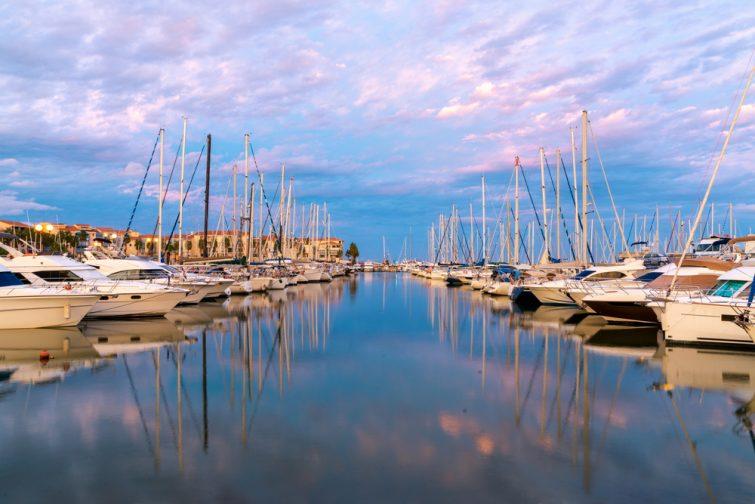 Bateau à Canet-en-Roussillon - Marina d'Argelès-sur-Mer