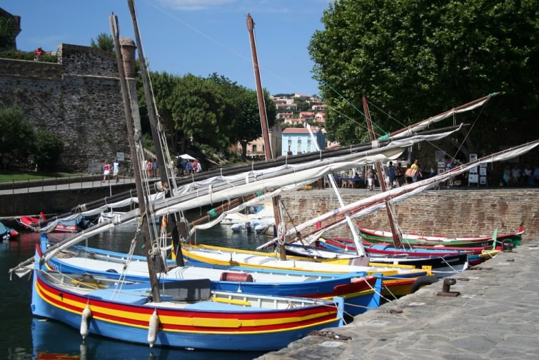 Location de bateau à Collioure : Bateau à Collioure 1
