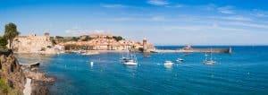 Bateau à Collioure - Mise en avant