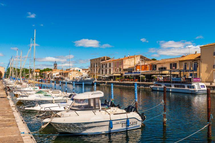 Location de bateau à Marseillan : Bateau à Marseillan 2