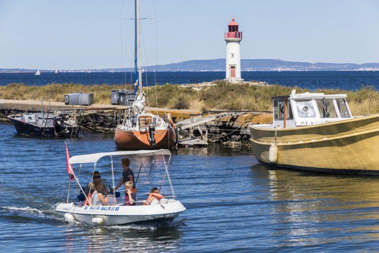 Location de bateau à Marseillan : Bateau à Marseillan 3