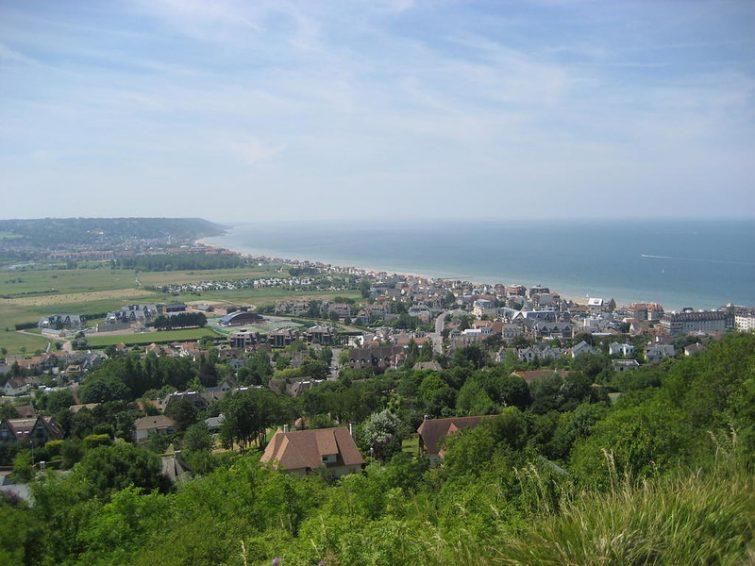 Blonville-sur-Mer, au coeur de la Côte Fleurie