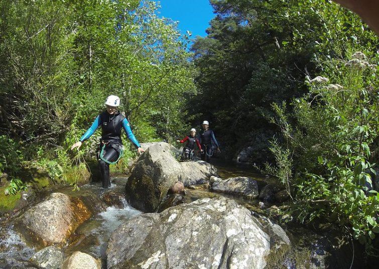 Abîme de Bramabiau, entre Millau et le Mont-Aigoual