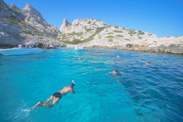 Les 5 meilleurs spots de plongée sur la Côte d'Azur