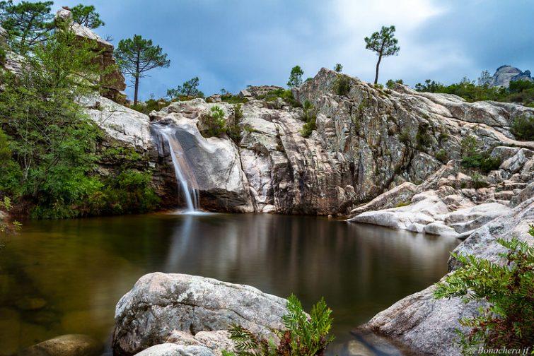 Cascade de Piscia di Gallu