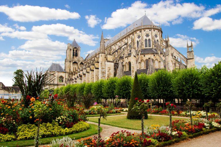 Visiter à Bourges : Cathédrale Saint-Étienne