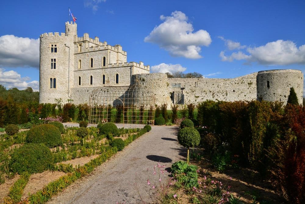 Voyager sans quitter la France : Château d'Hardelot