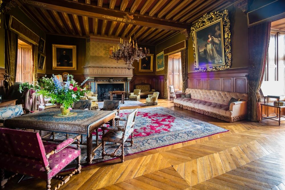 Voyager sans quitter la France : Château de Montrésor