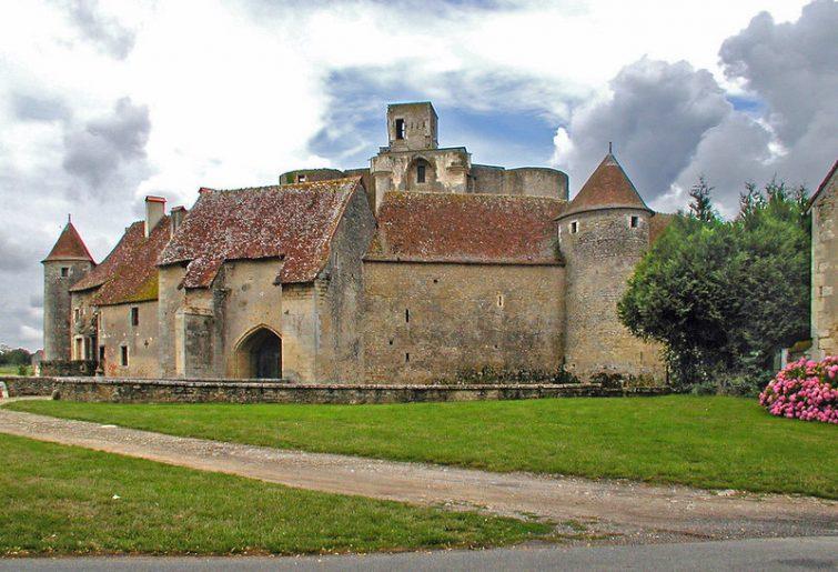 Visiter à Bourges : Château de Sagonne