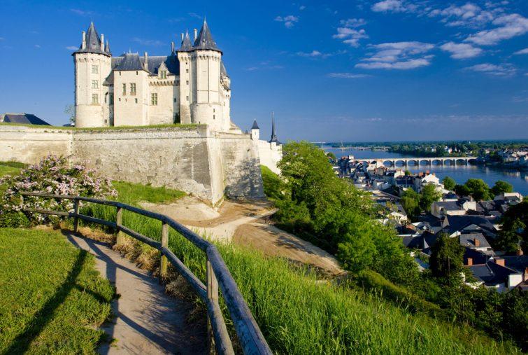 Visiter dans le Pays de la Loire : Château de Saumur