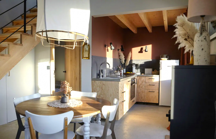 Charmante petite maison contemporaine à Belle-Île