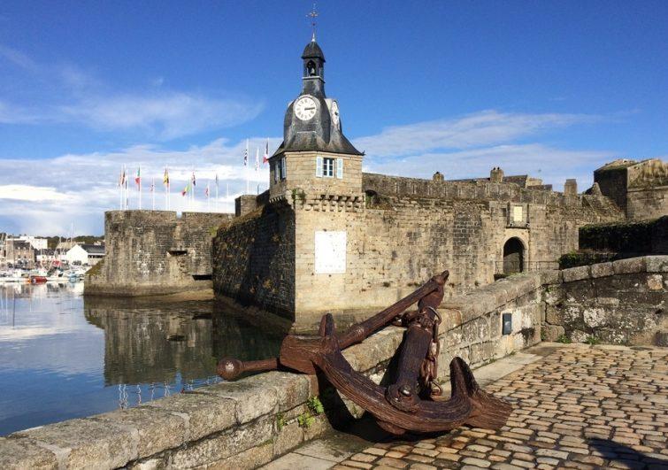 Visiter au Finistère : Concarneau