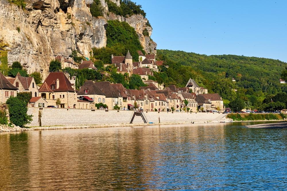 Villages de Dordogne : Domme