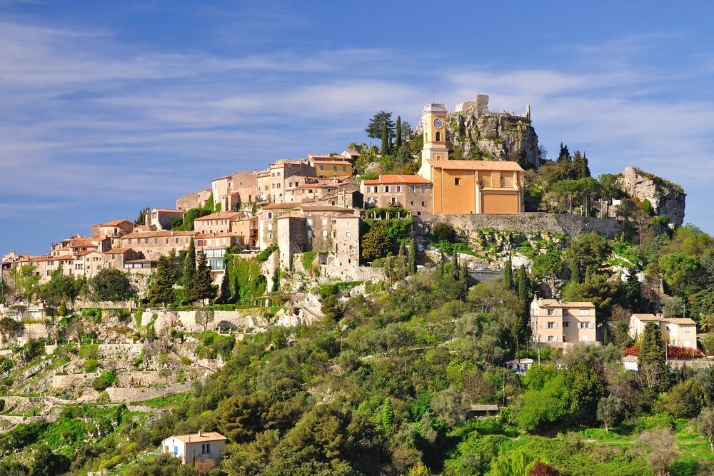 Plus beaux villages autour de Nice : Plus beaux villages autour de Nice : Èze