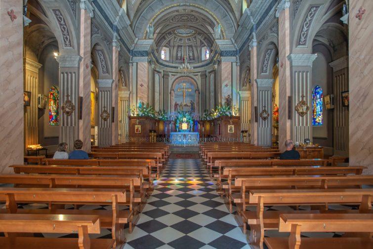 Visiter à Porto-Vecchio : Eglise Saint-Jean-Baptise