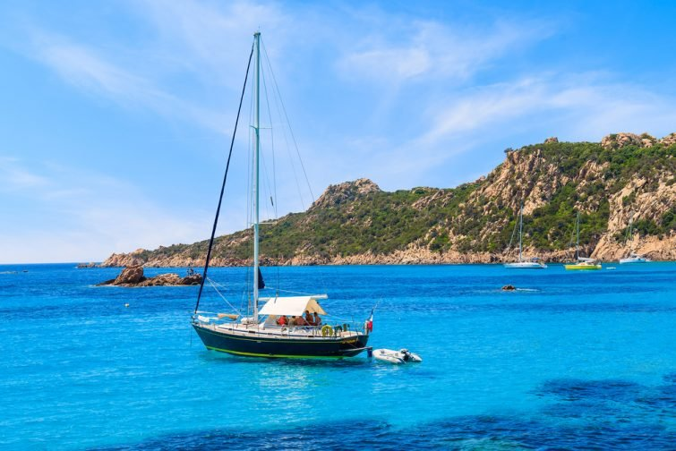 Excursion bateau à Bastia