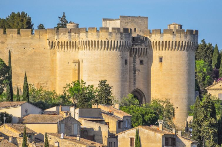 Visiter Avignon : Le Fort-André
