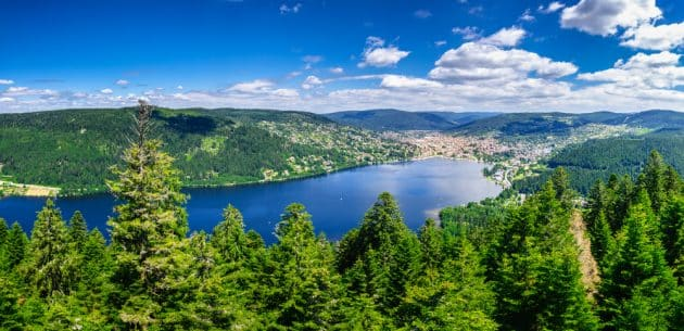 10 lacs où faire du paddle en France