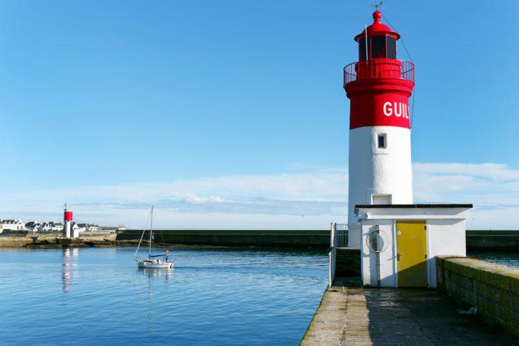 Visiter au Finistère : Guilvinec