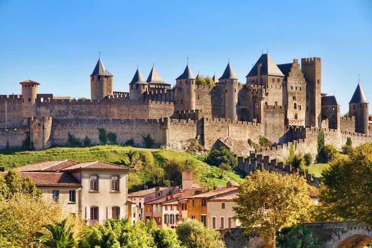 Visiter la Cité de Carcassonne : Histoire de la Cité