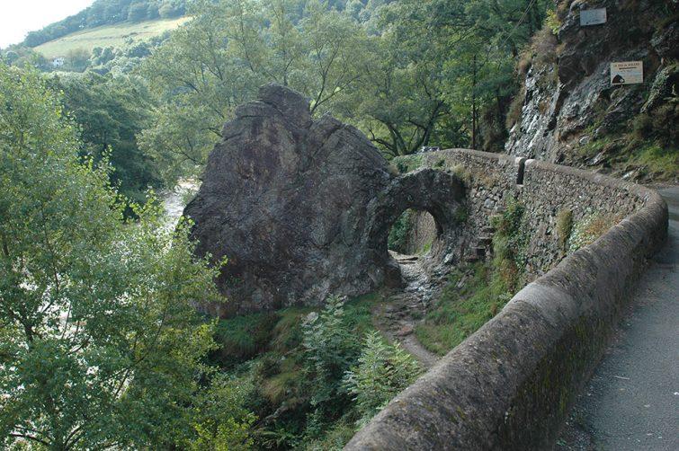 Visiter le Pays basque français : Itxassou