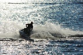 Jet ski à Hendaye - Mise en avant