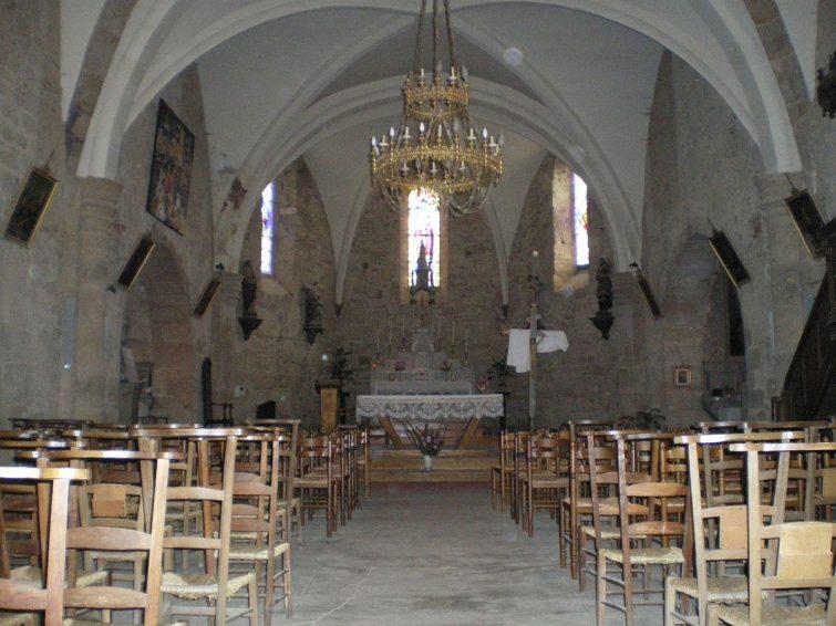 L'Église Saint-Julien de Cardaillac L'Église Saint-Julien de Cardaillac
