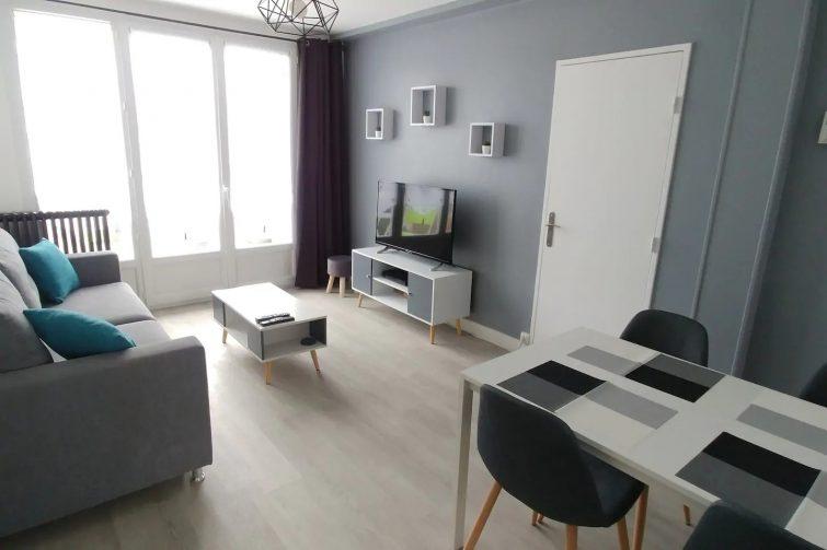 L'appartement calme et lumineux