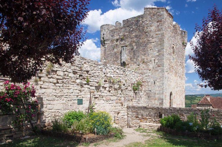 Visiter Capdenac-le-Haut La Tour de Modon