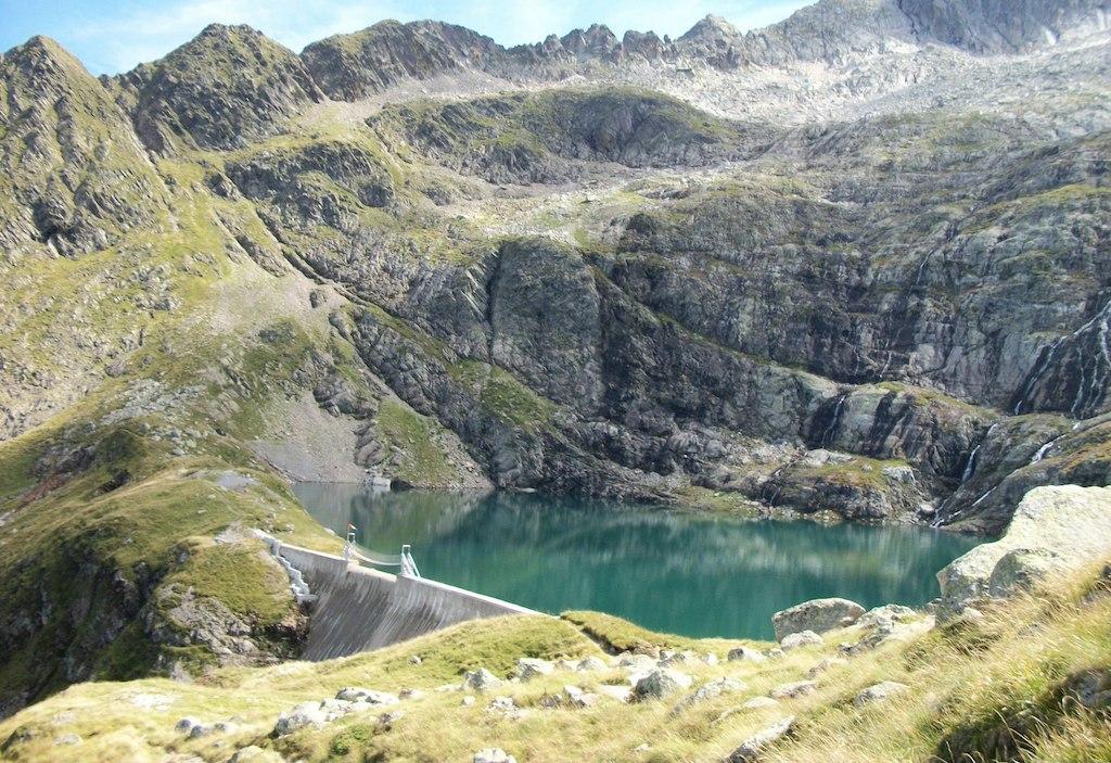 Plus beaux lacs des Pyrénées : Lac Bleu