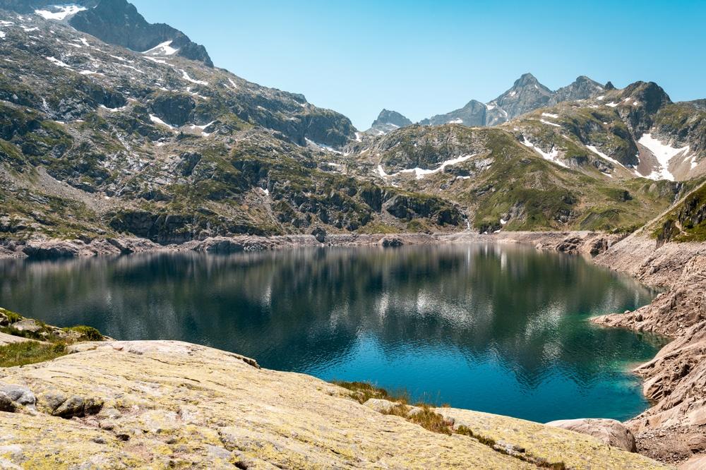 Plus beaux lacs des Pyrénées : Lac d'Artouste