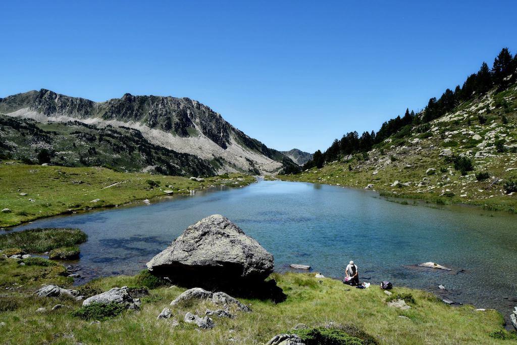 Plus beaux lacs des Pyrénées : Lac d'Agalops