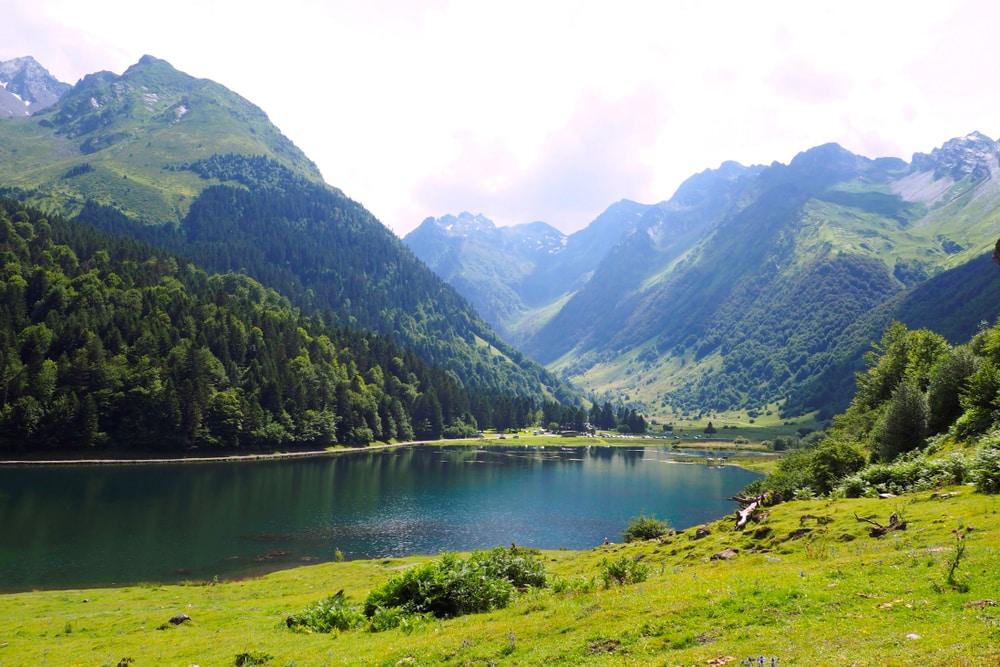 Plus beaux lacs des Pyrénées : Lac d'Estaing