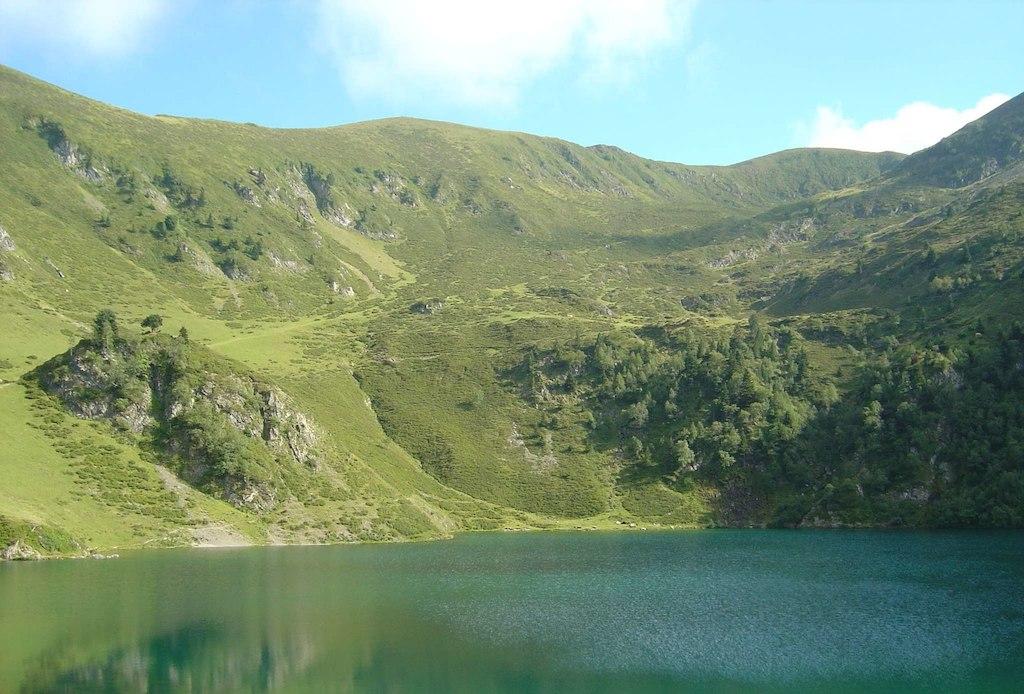 Lac de Bordères