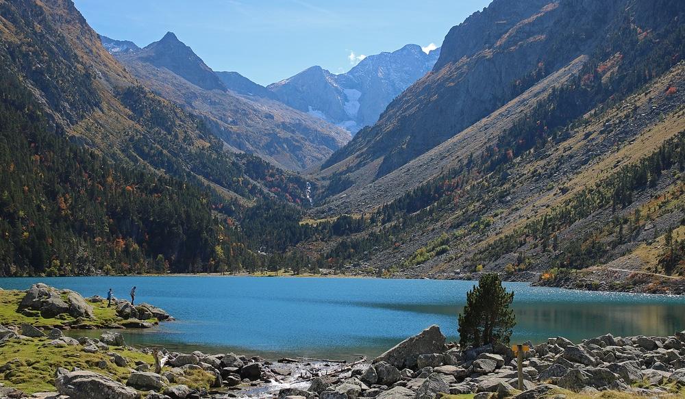 Plus beaux lacs des Pyrénées : Lac de Gaube