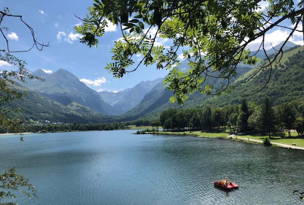 Lac de Genos