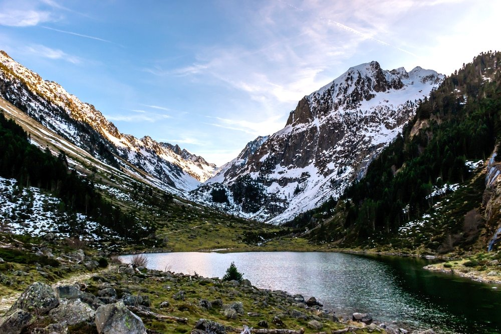 Plus beaux lacs des Pyrénées : Lac de Suyen