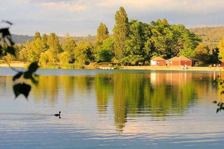 Lac de Vannades