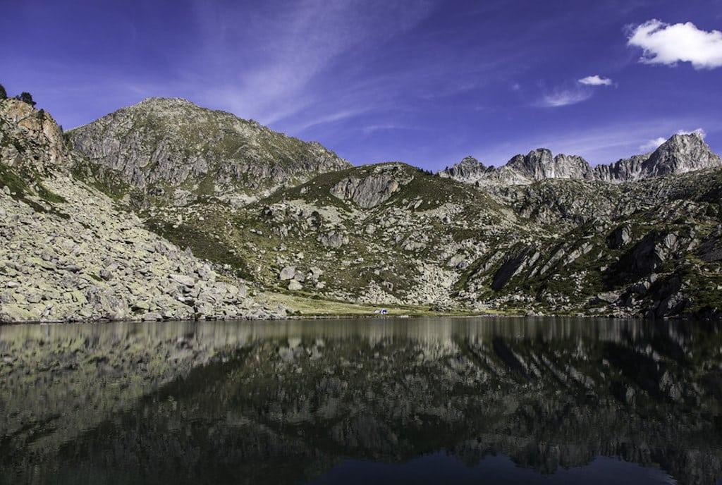 Plus beaux lacs des Pyrénées : Lac de la Glère